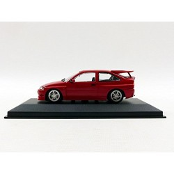 Minichamps 940082100 1992 Ford Escort Cosworth Model, Red, 1