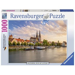 Ravensburger Puzzle 19781 Regensburg View of the Old Town