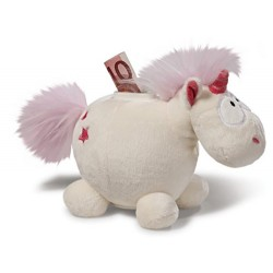 NICI N40739 unicorn Theodor Plush Money Bank