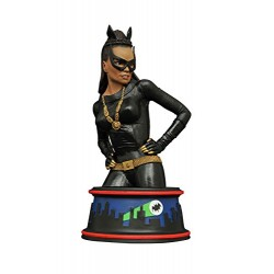DC Comics DEC162560 Batman 1966 Catwoman Eartha Kitt Bust