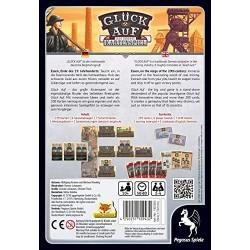 Pegasus Spiele 18232G Glück Auf! Das Große Kartenspiel Board Game