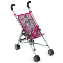 Bayer Chic 200060187Mini Buggy Roma Hot Pearls–Pink