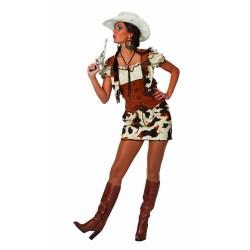 Wilbers Ringo Cowgirl Costume (UK Size 10/ 12)