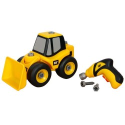 NIkko 19802331 Wheel Loader Toy