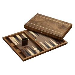 Philos Delos Big Backgammon with Magnetic Lock