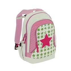 Lässig Mini Backpack Big Kinderrucksack Kindergartentasche Kindergarten Kleinkind Kind Vorschule mit verstellbarem Brustgurt, Na