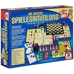 Schmidt Spiele 49125 The big Game collection Family Game