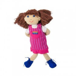 Furnis 35 cm Dora Cabinet Doll (Multi