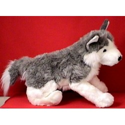 Cuddle Toys 1854 61 cm Long Nadia Husky Plush Toy