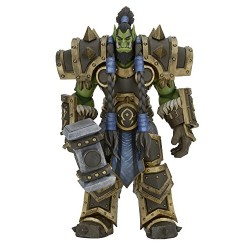 NECA 45412 Blizzard's Heroes Of The Storm Thrall Action Figure, 17 cm