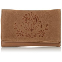 Rip Curl Ladies Talamanca Wallet Wallet, Tan, 17.5 x 3 x 11 cm