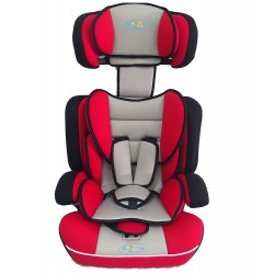 Autosedačka Bebe Style Červená