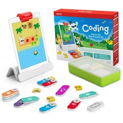 OSMO 901-00039 Coding Starter Kit 3 Haptic Educational Games