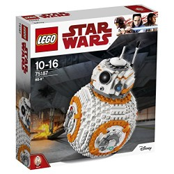 LEGO Star Wars The Last Jedi 75187 BB