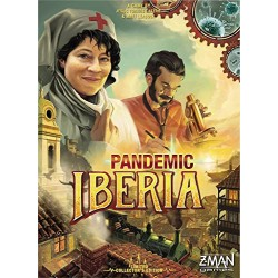 Pandemic Iberia Limited Collectors Edition Board Game