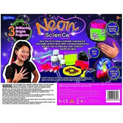John Adams Neon Science Toy (Multi