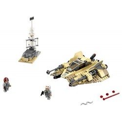 LEGO UK 75204 Star Wars Sandspeeder Building Block