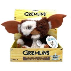 NECA NECA30630 20 cm Gremlins Dancing Gizmo Deluxe Plush figure with Sound