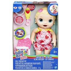 BABY ALIVE Lily Super Snacks