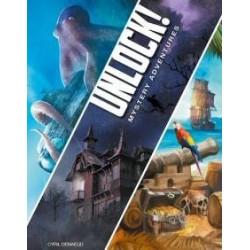 Space Cowboys ASMSCUNLOCK02EN Unlock! 2 Mystery Adventures Game