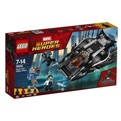 LEGO UK 76100 Marvel Heroes Conf Black Panther Good Guy Vehicle Building Block