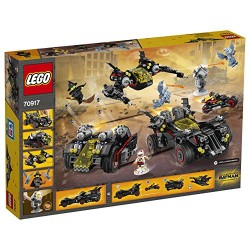 DC Comics Lego UK 70917 The Ultimate Batmobile Construction Toy