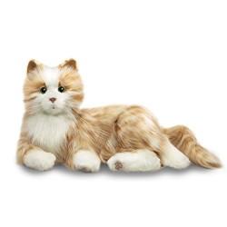 Joy For All Orange Tabby Companion Cat