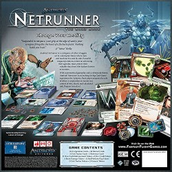 Android Netrunner the Card Game Core Set