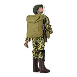 Action Man AM714 50th Anniversary Paratrooper Figure