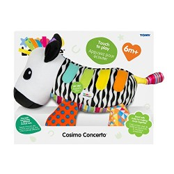 Lamaze Cosimo Concerto Soft Touch Musical Baby Toy from ages 6 months