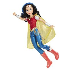 DC Comics Superhero Girls Wonder Woman Action Pose Doll