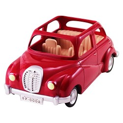 Sylvanian Families 5270 Family Saloon Car Toy