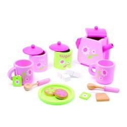 Small Foot Company Tea Set (Pink)