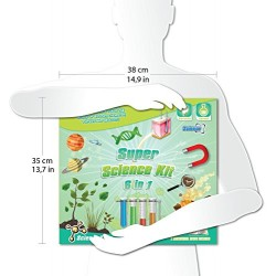 Science4You Super Science Kit 6