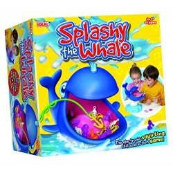 John Adams Splashy The Whale Game (Multi