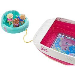 Barbie FBD82 Dolphin Magic Ocean View Boat