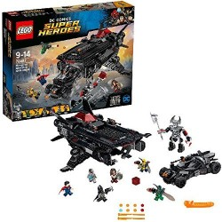 DC Comics Lego Super Heroes 76087 Justice League Flying Fox