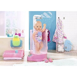 BABY born 823583 Rain Fun Shower Doll Set