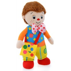 Mr Tumble Soft Toy with Lights and Sounds, 30cm