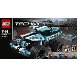 LEGO 42059 Technic Stunt Truck Vehicle Set