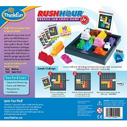 Think Fun Rush Hour Junior Game