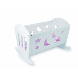 Legler Dream Fabric Doll's Cot (3 Years and Above)