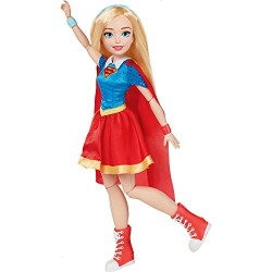 DC Comics Superhero Girls Supergirl Action Pose Doll