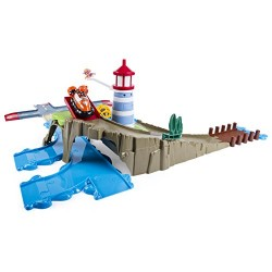 Roll Patrol Skye & Zuma's Lighthouse Rescue Track Set