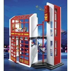 Playmobil 5361 City Action Fire Station with Alarm