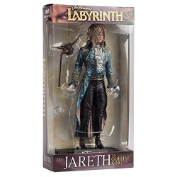 Labyrinth 13011 Jareth Action Figure, 7