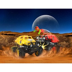 Monster Smash Ups Remote Control Race RC Truck