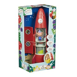 Ben & Holly 06050 Little Kingdom Elf Rocket Playset