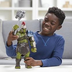 MARVEL Thor Ragnarok Interactive Gladiator Hulk Figure