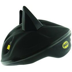 Batman Boy's 3D Bat Safety Helmet